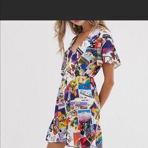 Twisted Wunder dress